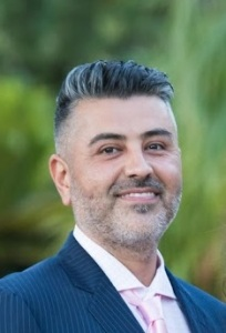 Steve Farzam, COO of Shore Hotel