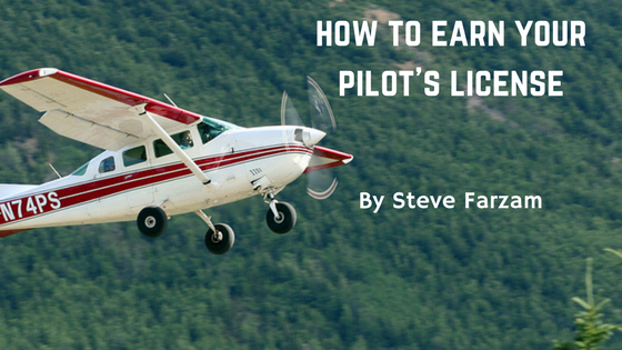 How to Earn Your Pilot's License
