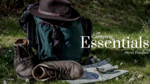 Camping Essentials - Steve Farzam