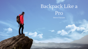 Backpacking Steve Farzam