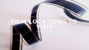 Film Locations Steve Farzam