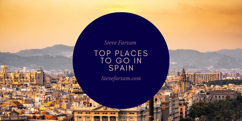 Top Places to Visit in Spain