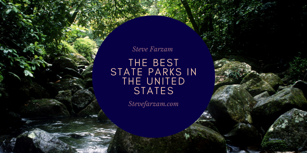 The Best State Parks in the United States